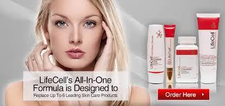 lifecell face cream